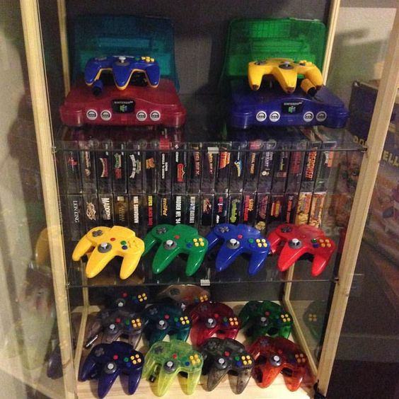 On instagram by vandalsgames #gamegear #microhobbit (o) http://ift.tt/203VsET at that display!  ______________________________  Owner: @retro_kaptain  ______________________________ TAG ALL YOUR PICTURES! @vandalsgames #vandalsgames ______________________________ WANT A SHOUT OUT? Direct message us a picture of YOUR games or anything game related for a chance to be featured! ______________________________ TAGS: #vandalsgames #xbox #xboxone #xbox360 #ps1 #ps2 #ps3 #ps4 #playstation…