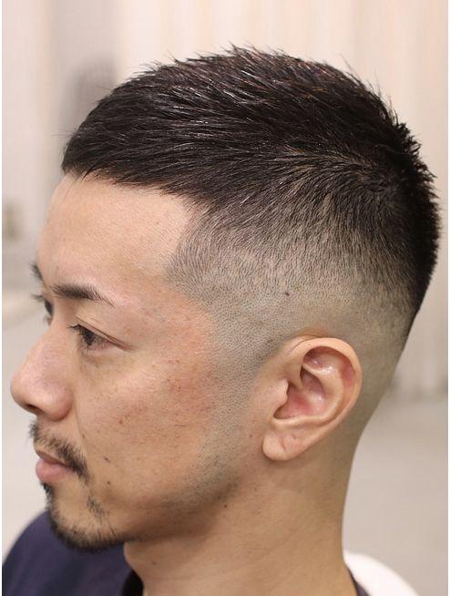 スキンフェードクロップ L033739708 バーバービー Barber B のヘア