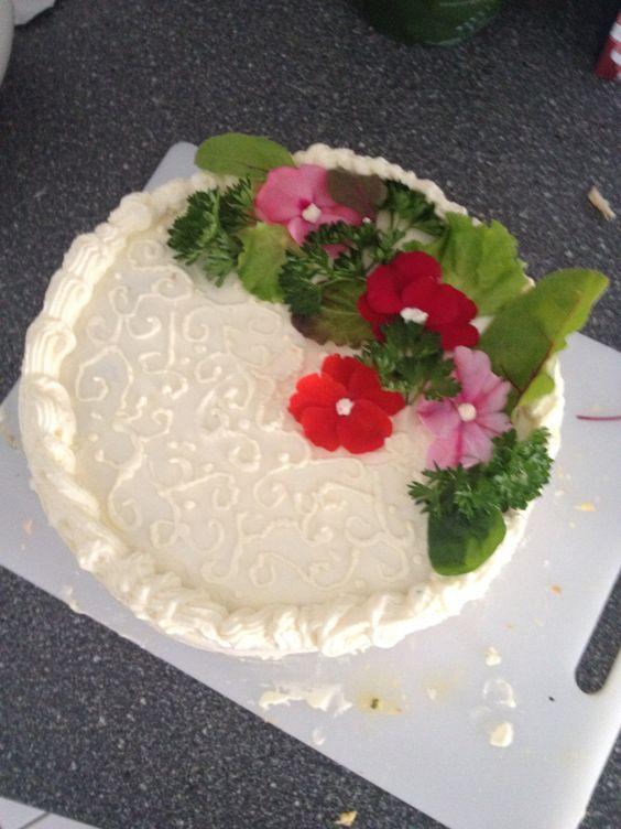 Brottorte / bread cake