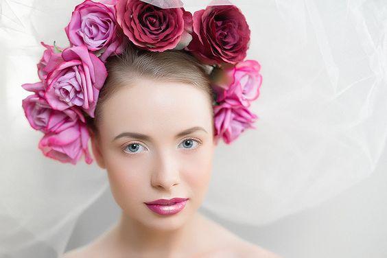 Backstage beauty makeup Макияж для журнала