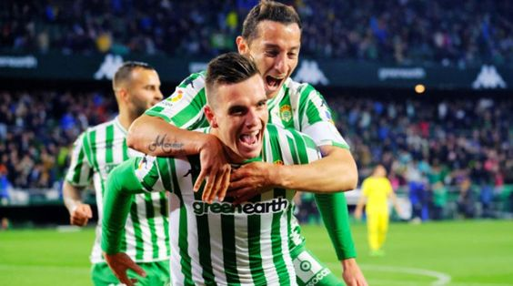 Tottenham Make Offer For Real Betis Star Lo Celso Tottenham Football Predictions Liverpool Live