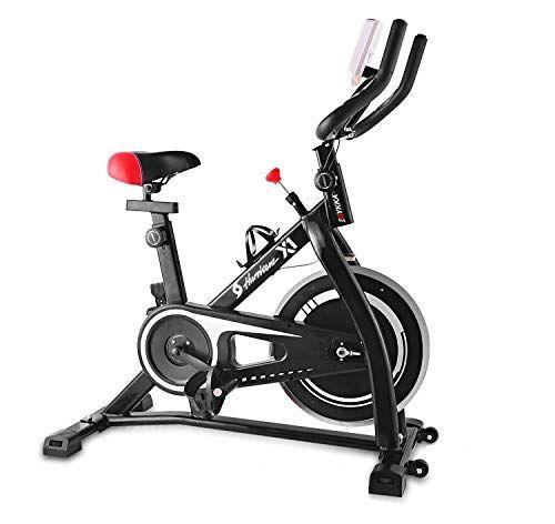 Ebykka Hurricane X1 Spinning Exercise Bike 4 Home Amp Gym