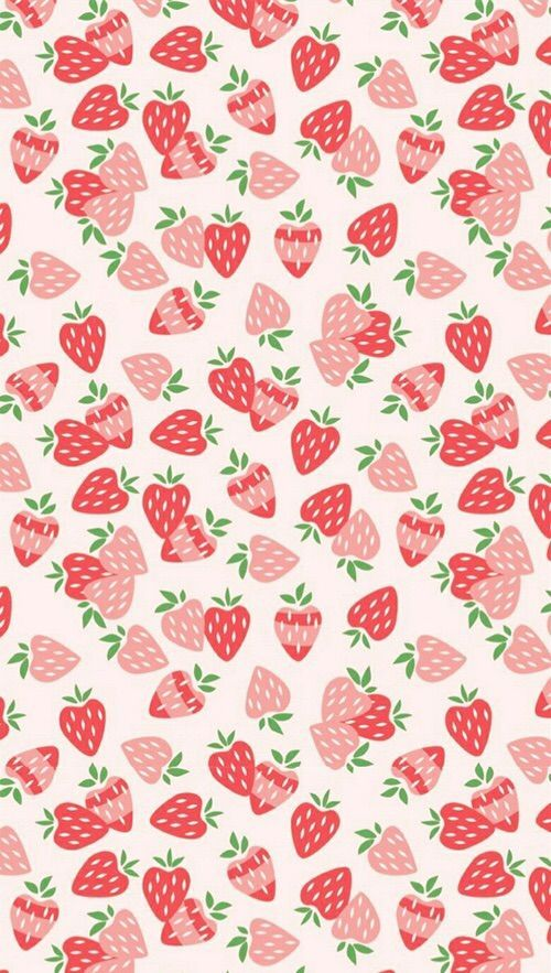 Katyan Art Shop Redbubble In 2021 Fruit Wallpaper Cute Patterns Wallpaper Iphone Background Wallpaper Beautiful kawaii strawberry wallpaper