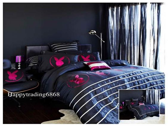 bunny room playboy bunny and black colors on pinterest