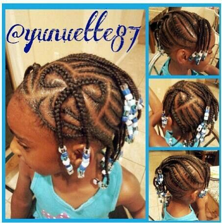Pleasing Little Girl Hairstyles Girls Natural Hairstyles And Girl Hairstyle Inspiration Daily Dogsangcom