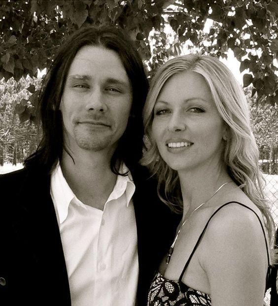 Wedding Altar Wiki: Myles Kennedy & Selena Frank