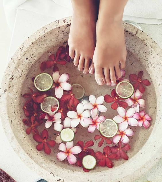 You religiously follow your CTM routine without fail to make your face glow. But how often you show this extra love and care to your feet?