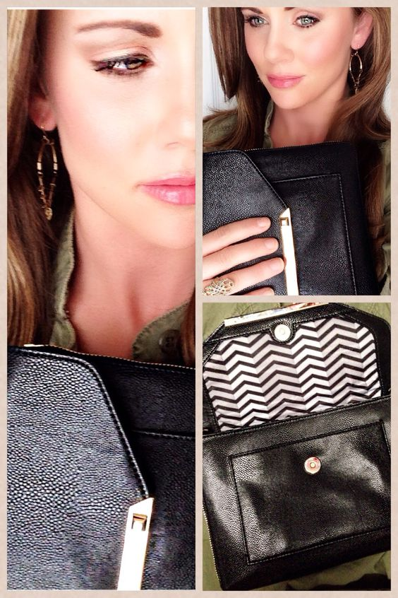 "Love the ""Tia Cross Body"" bag...it is so versatile!  #StellaDot #accessorize www.stelladot.com/brookewebb:"