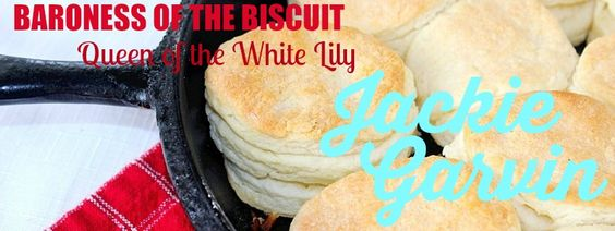Happy #NationalBiscuitDay! Celebrate with a story about our favorite biscuitier, Jackie Garvin!