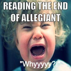 Allegiant... what if (Divergent alternate ending)