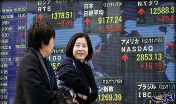"""الأسهم اليابانية تبدأ تداولاتها على ارتفاع بنسبة…: افتتحت أسواق الأسهم اليابانية تداولاتها اليوم على ارتفاع. وصعد مؤشر """"نيكي"""" القياسي في…"""