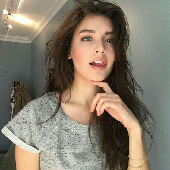 Beautiful Brunettes Tumblr
