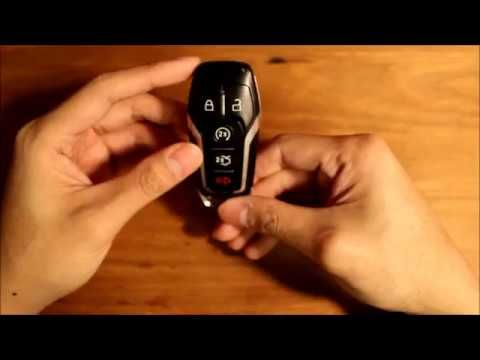 2014 Ford Mustang Key Fob Battery Replacement 2014 Ford Mustang Ford Mustang 2015 Ford Mustang