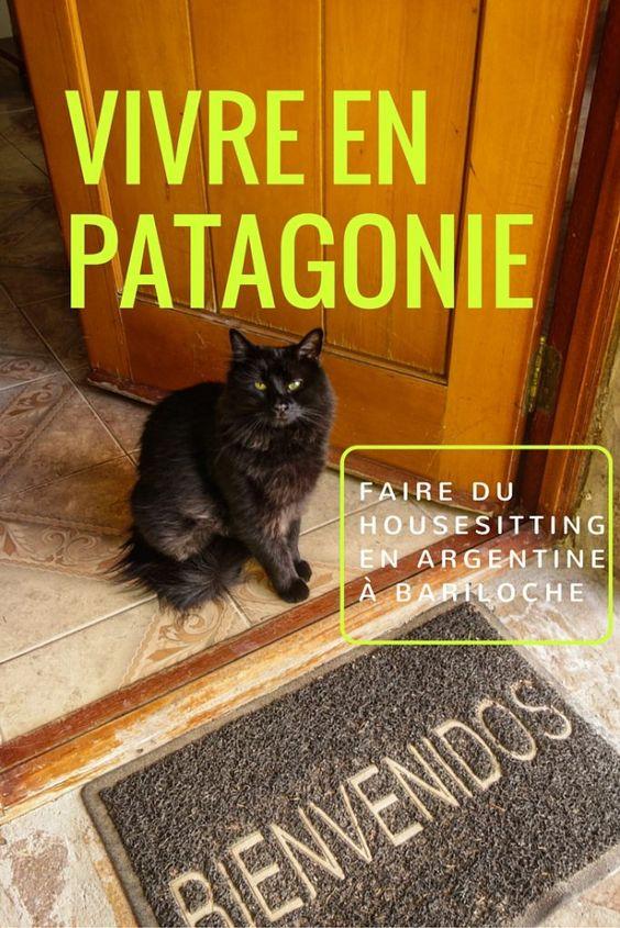 Faire du Housesitting en Argentine à Bariloche et réaliser le rêve fou de vivre en Patagonie