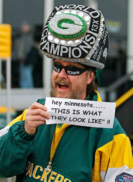 Packer Fan Green Bay Packers ♥ Pinterest Awesome