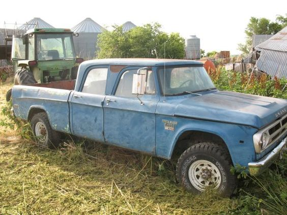 Dodge power wagon and Dodge on Pinterest