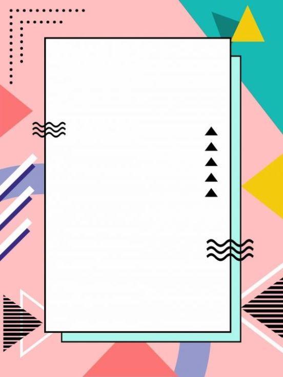 Insta Story Background Free Download Blossom Shine Desain Latar Belakang Templat Power Point Desain Pamflet