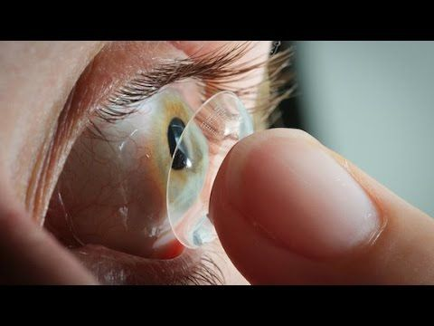 The Contact Lens That Could Revolutionize Diabetes Care