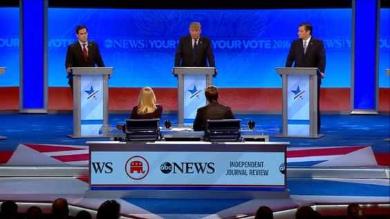 GOP Debate: Christie and Rubio Square Off in Fiery Exchange...: GOP Debate: Christie and Rubio Square Off in Fiery Exchange… #Debate