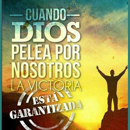 mensajes de victoria