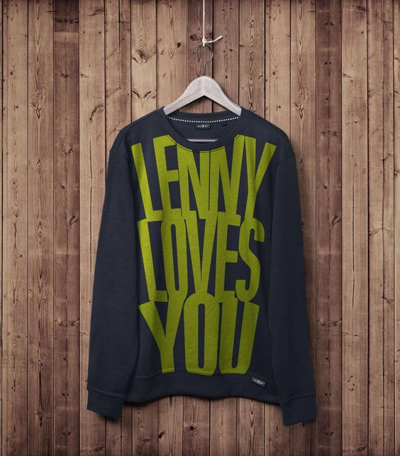 Female LENNY LOVES YOU