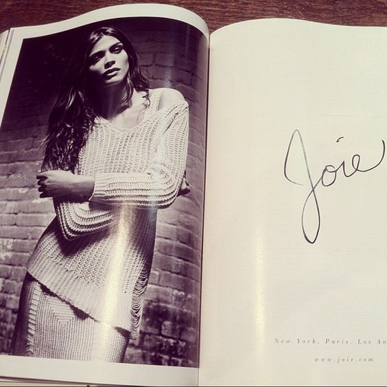 In Vogue's September issue #fallfashion
