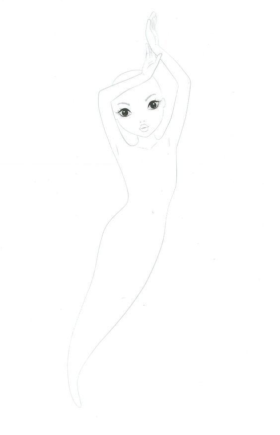 33 topmodel meerjungfrauen ausmalbilder download kostenlos