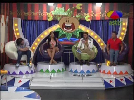 """Nico Se Pone El Cabello Rojo """"A Lo Yapoort"""" #Video"""