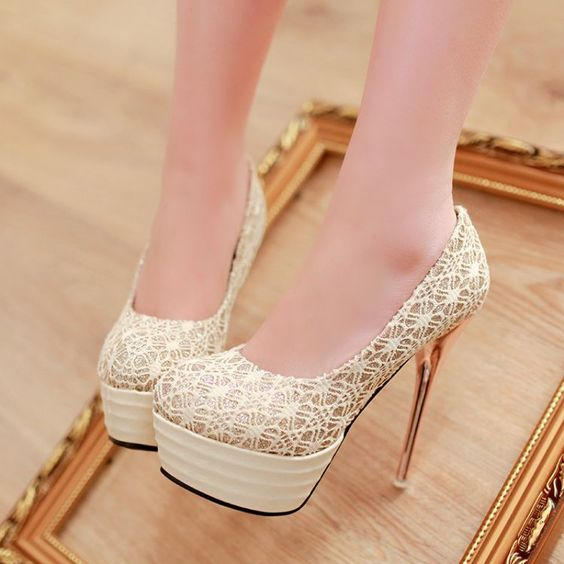 high heels pumps cute shoes cupcakes sexy sparkly wedge crazy 2015