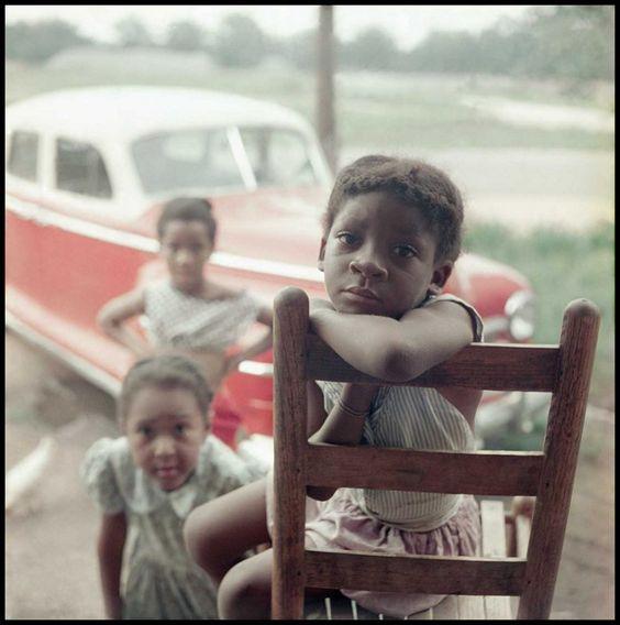 Las infancias de Gordon Parks
