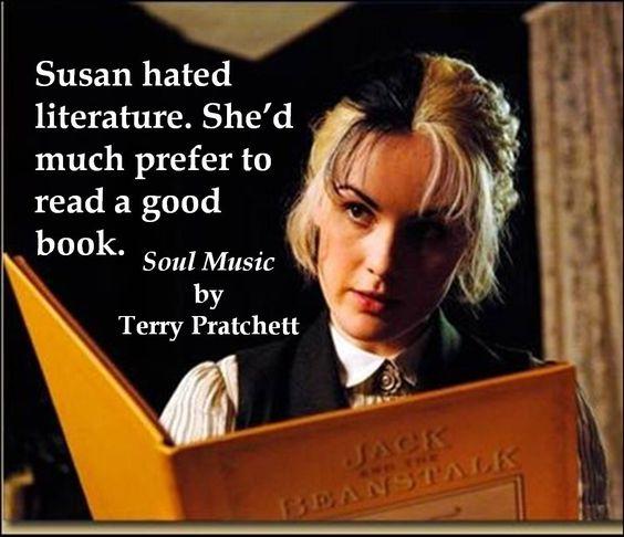 Ein Zitat über Bücher