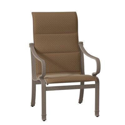 Tropitone Torino Patio Dining Chair In 2020 Outdoor Dining