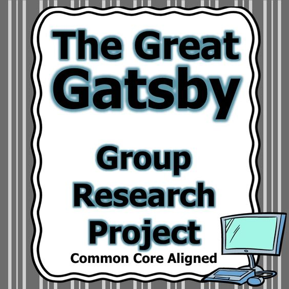 the great gatsby research paper topics Included: the great gatsby essay academic essay content preview text: f scott fitzgerald's the great gatsby develops a theme of greed and constant discontent within.