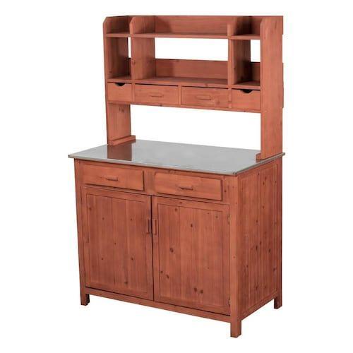 Leisure Season Modular Outdoor Kitchen Double Drawers Lowes Com Modular Outdoor Kitchens Outdoor Kitchen Outdoor Kitchen Sink