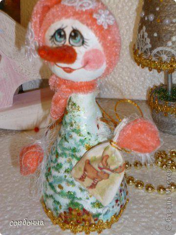 Поделки для кукол к новому году