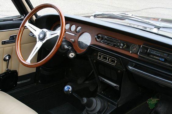 Lancia Fulvia Coupe 1.3 S
