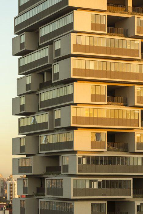 360º Building in São Paulo by Isay Weinfeld: