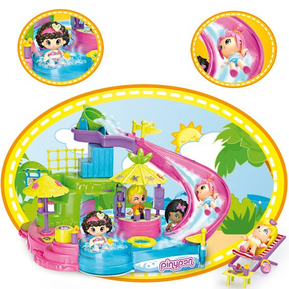 PINYPON LE CENTRE AQUATIQUE
