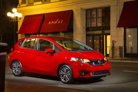 Honda Announces Canadian Launch And Pricing For The Much Anticipated 2015 Honda Fit 2015 Honda Fit Honda Fit Honda