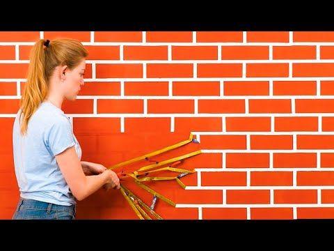 35 Wonderful Diy Wall Decoration Concepts To Rework Your Boring Walls Diy Wall Decor Wall Decor Crafts Diy Wall