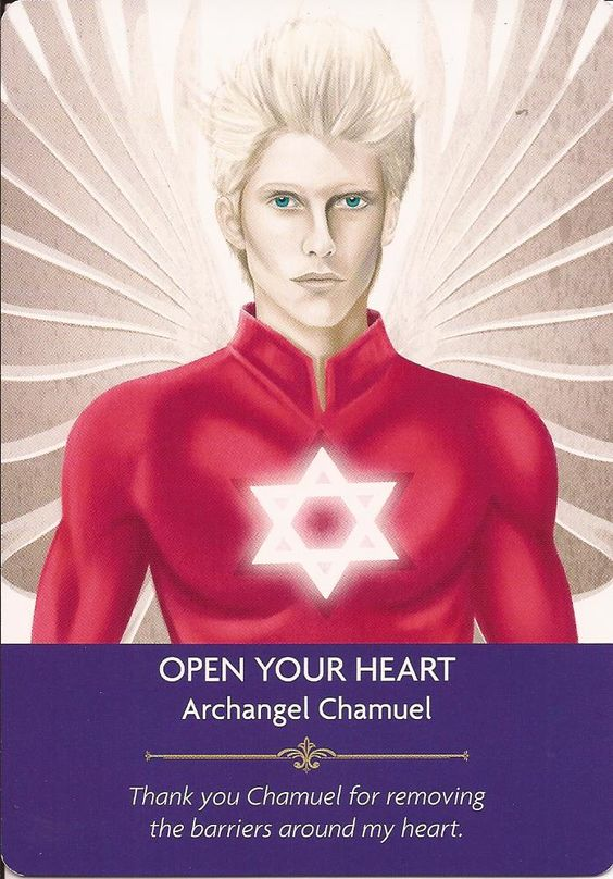 Hello Everyone! ~ <3 ~ Card Of The Day ~<3 ~ Open Your Heart ~ <3 ~ Life can often hurt us, and make us feel pain, so we build barriers around our heart to protect it. Sadly, although it does protect our heart, the barriers also prevent us from showing the real love that is inside out hearts. We do not want to get hurt so the barriers come around us. We are asked to lower those barriers,show the beautiful love that is inside your heart, give that love to others, share your love and ...: