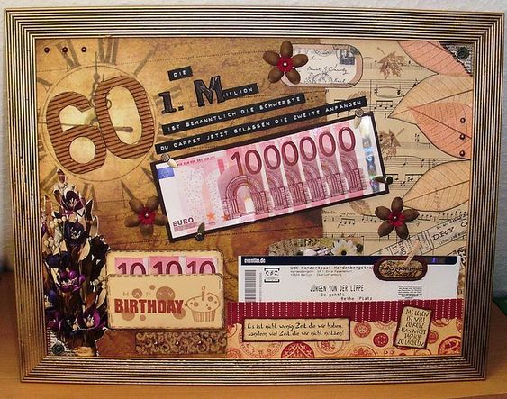 Geburtstagsgeschenk fur frau 60