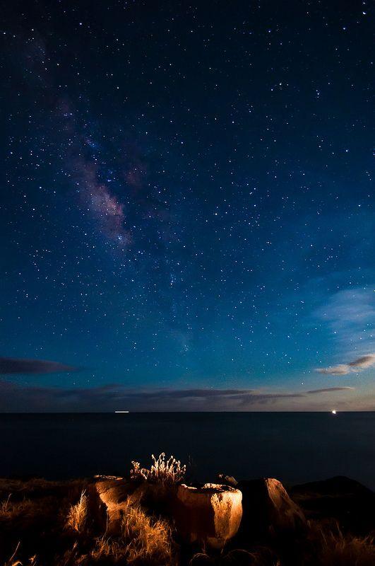 West Side Kauai HI Milky Way