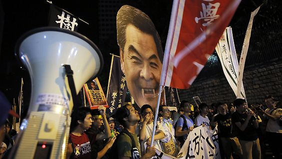 Hong Kong students 'savvy and bold' in pursuit of democracy