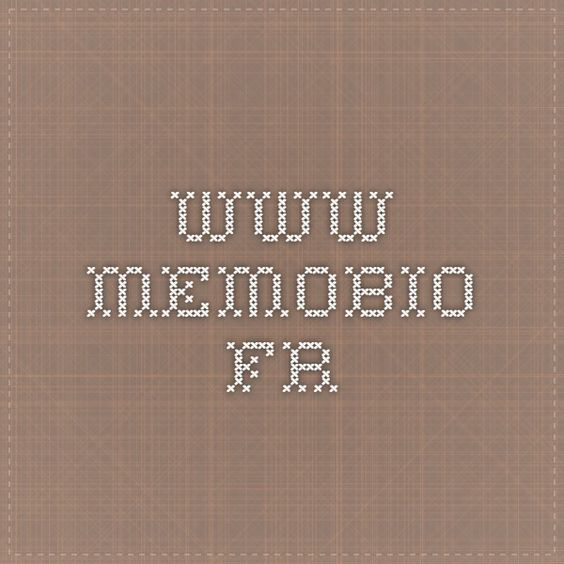 www.memobio.fr VIROLOGIE
