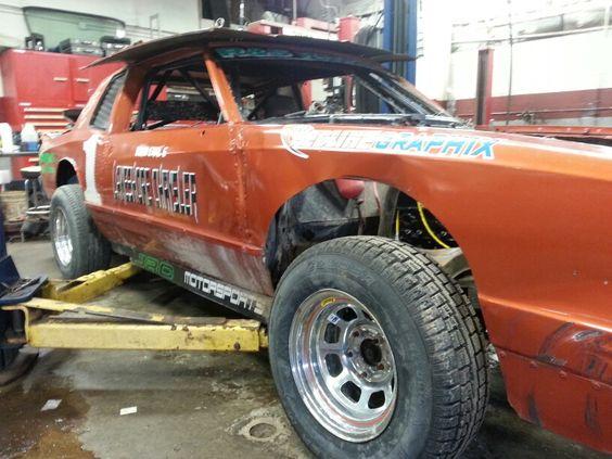 Dirt track G-body