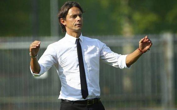 Milan: inzaghi nuovo allenatore, manca poco all'ufficialità #calcio #seriea #inzaghi #juventus