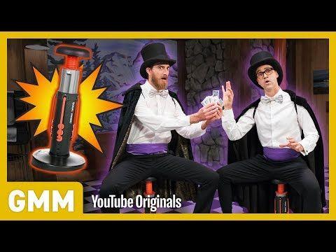 Magic Tricks With Squat Magic Youtube Magic Tricks Magic Trick