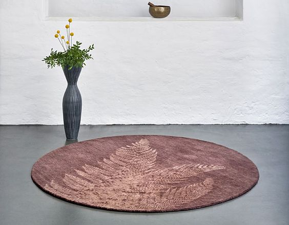 """Neuer Teppich """"Farn"""" von Lyk Carpet"""