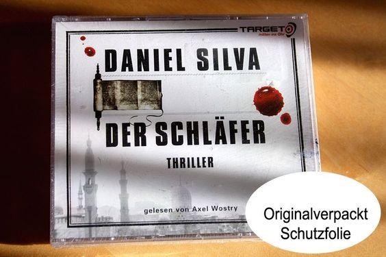Countdown: Spannender Thriller, Daniel Silva, Der Schläfer, Thriller, Gelesen von Axel Wostry, Originalverpackt, daher uneingeschränkt als Geschenk geeignet